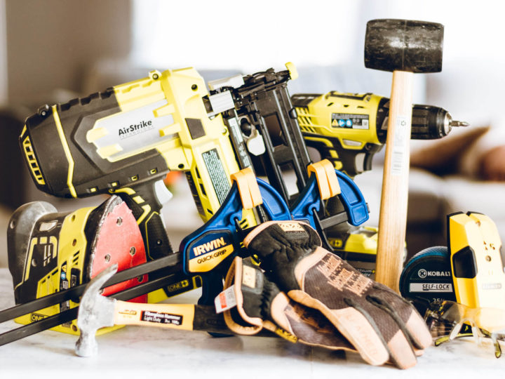 The 10 Beginner Tools EVERY DIYer Should Own