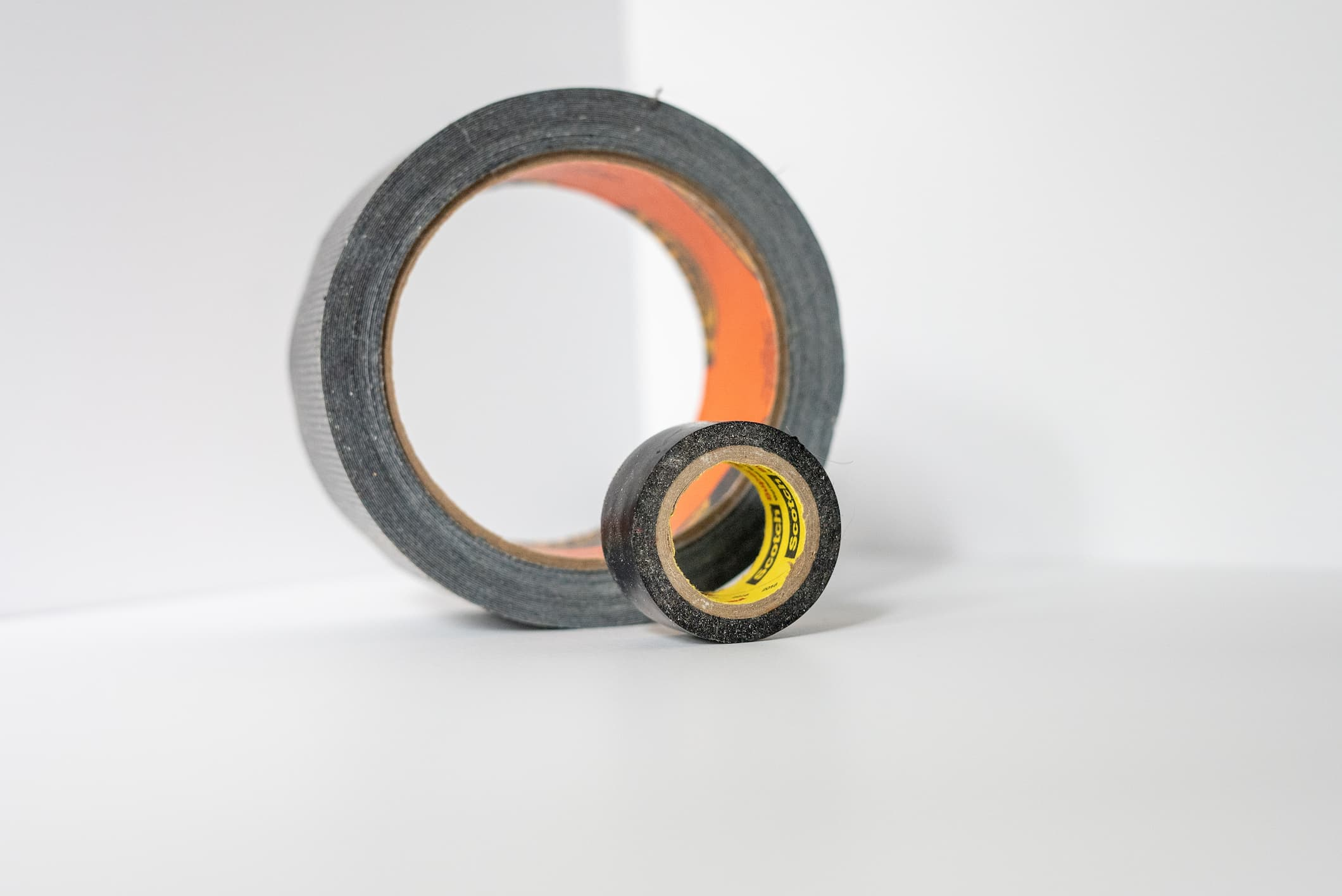 DIY Without Fear | Can You Use Duct Tape Instead of Electrical Tape In A Pinch?