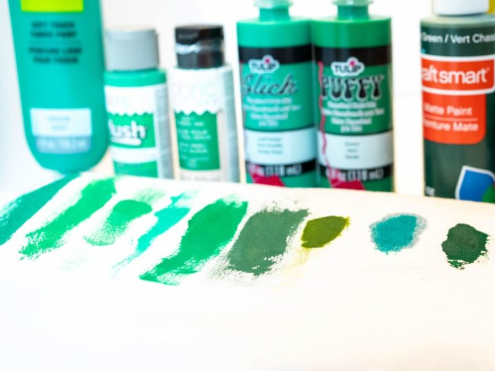 What is Fabric Paint Made Of? Do Brands Differ?